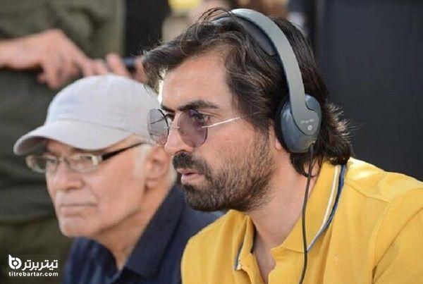 بیوگرافی ابراهیم ایرج زاد کارگردان بامداد خمار