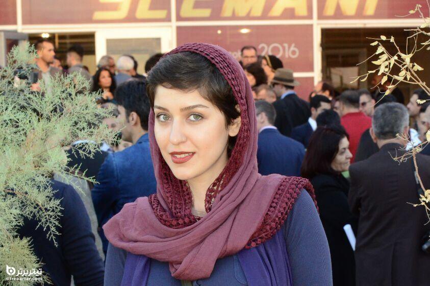 شروع بازیگر مینو شریفی