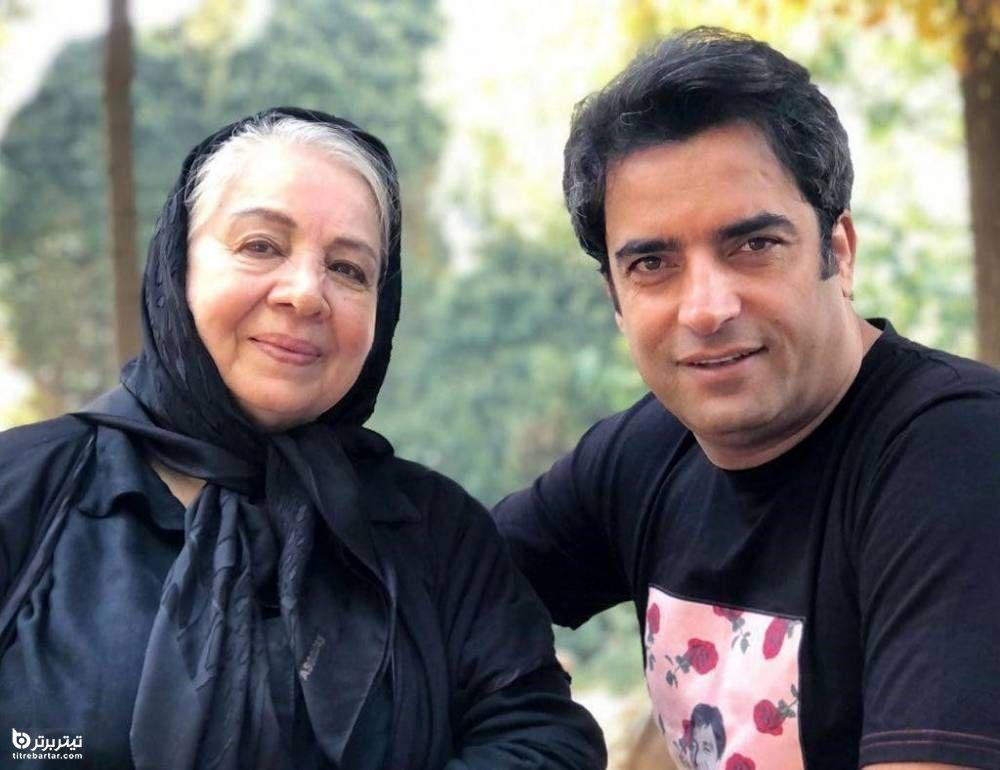صحبت های شمسی فضل اللهی بازیگر سریال خسوف