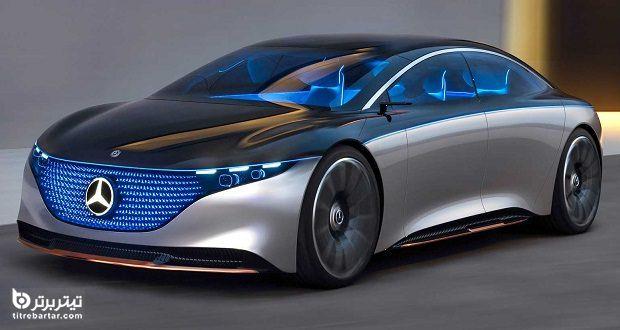 لاکچری ترین خودرو برقی 2020 - سایت تیتربرتر | TitreBartar.com