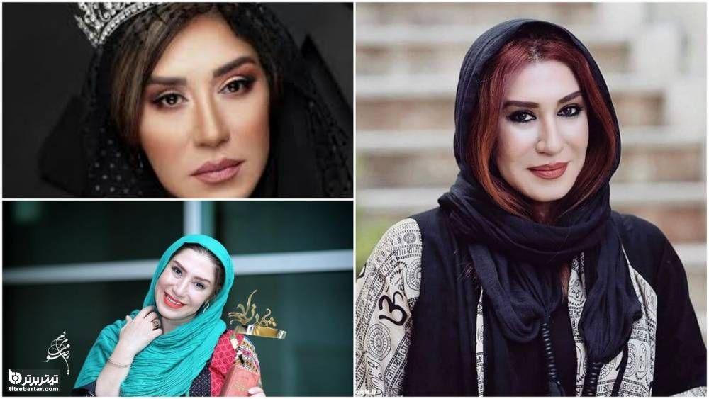 بیوگرافی نسیم ادبی و همسرشابراهیم اثباتی