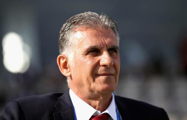 هدایت تیم ملی فوتبال کلمبیا در دستانکیروش