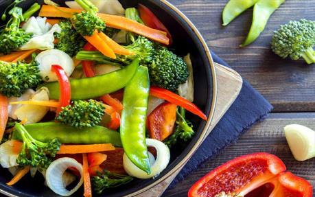 گیاه خواری، راهی به سوی سلامتی