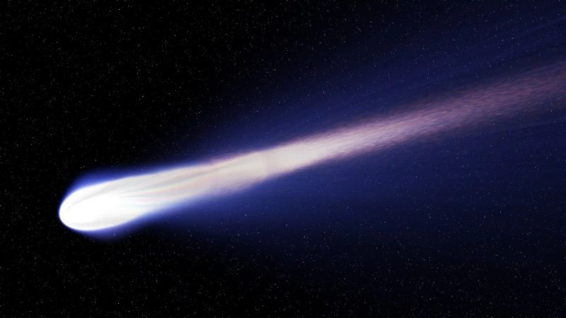 آیا میدانستید ستاره دنبالهدار چیست؟