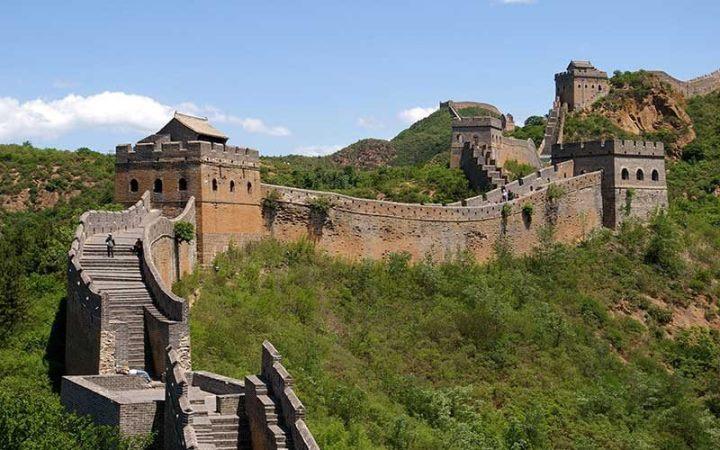 دیوار چین دیواری به بلندای تاریخ