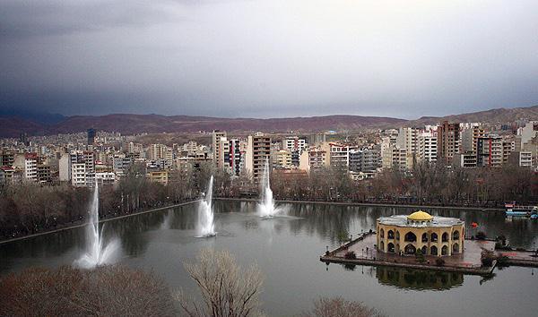 مکانهای گردشگری مناسب فصل تابستان // تبریز