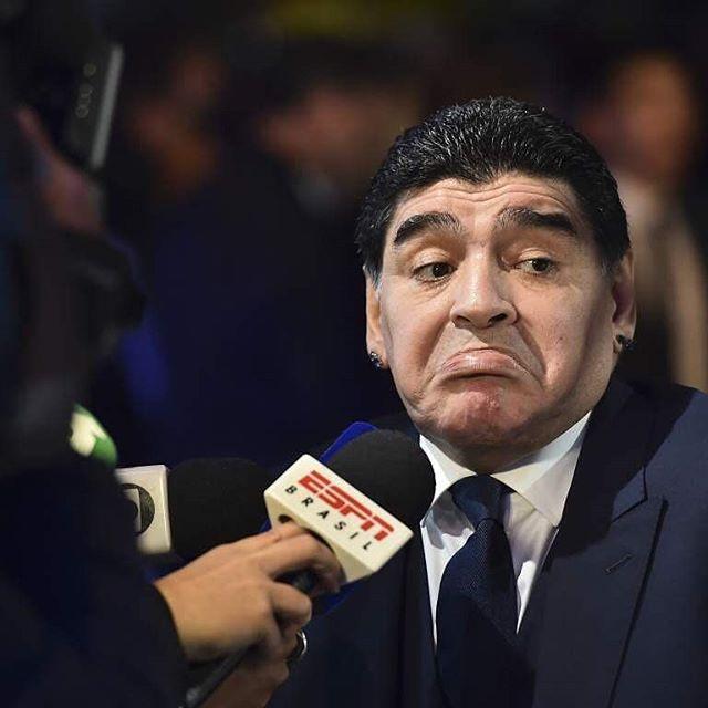 دیگو مارادونا بازهم دستگیر شد
