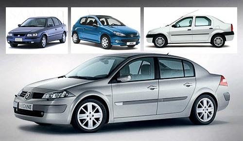 جدول قیمت خودرو امروز 24 خرداد