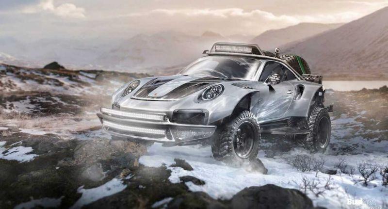 5 خودرو آفرود دیوانه کننده دنیا