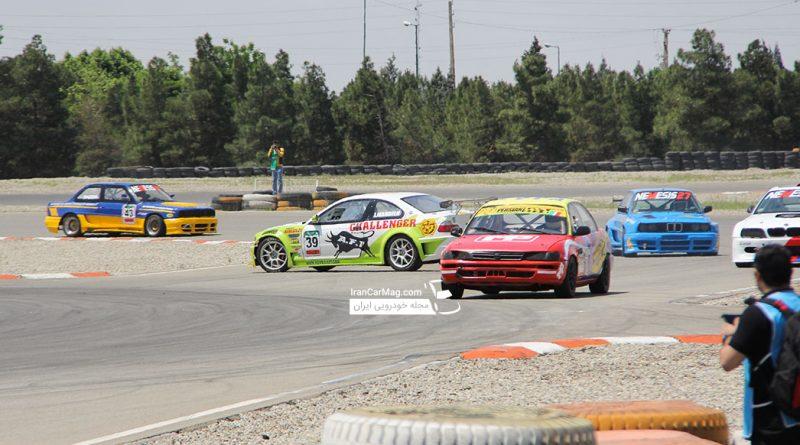 برگزاری نخستین دوره مسابقات سرعت اتومبیلرانی قهرمانی کشور