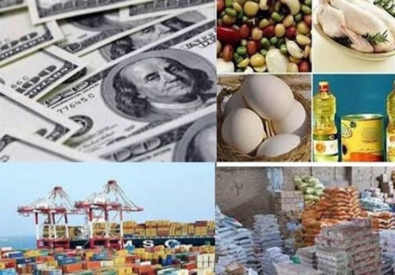 چه کالاهایی با ارز دولتی وارد کشور شده است؟