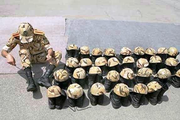 چه مجازاتی در انتظار سربازان غایب است