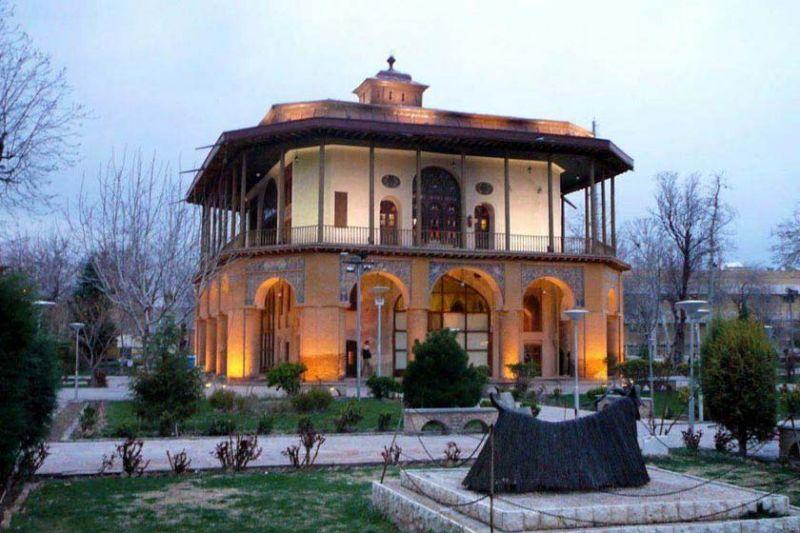 کاخ چهلستون قزوین را بهتر بشناسیم