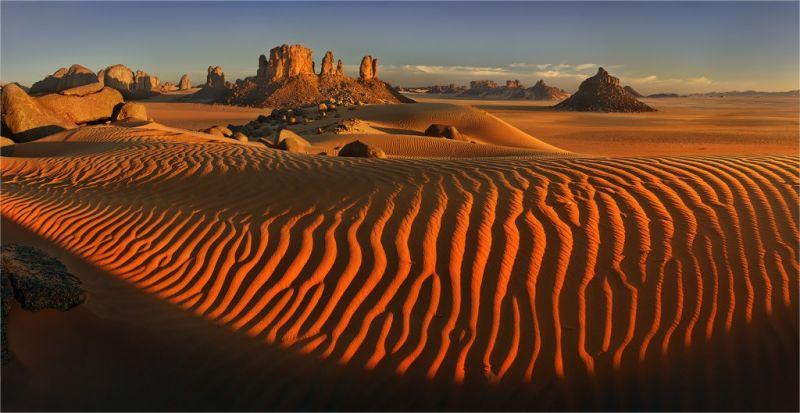 کویر باستانی مرنجاب، سرزمینی از جنس آرامش