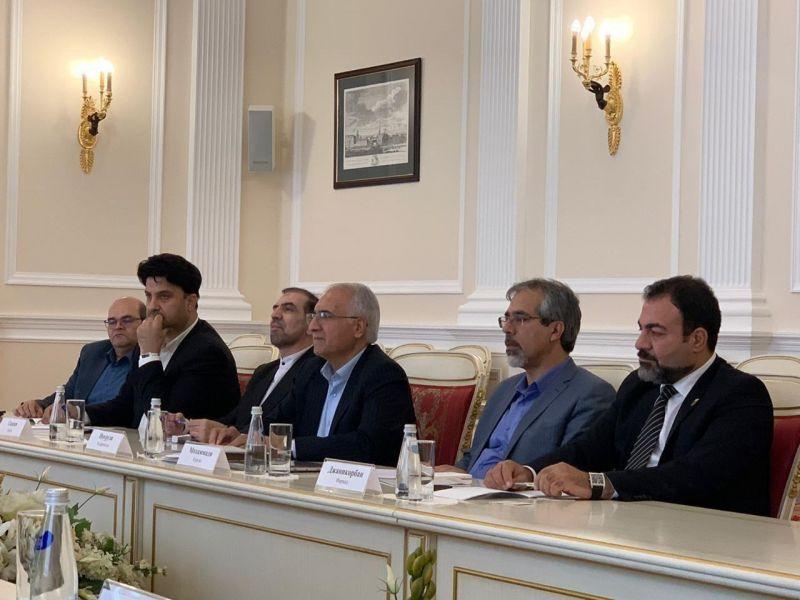 بسته پیشنهادی شهردار اصفهان مورد استقبال مقامات سن پترزبورگ قرار گرفت