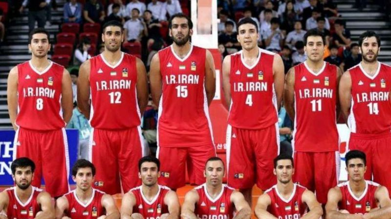 برنامه تیم ملی بسکتبال تا آغاز جام جهانی