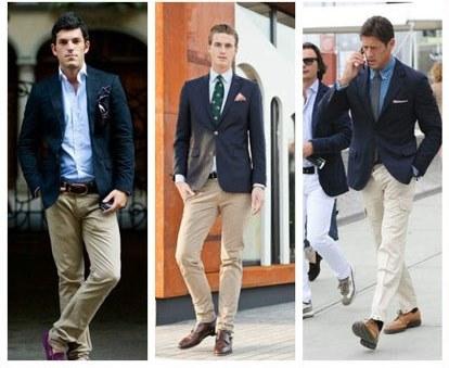 نحوه ست کردن لباس/پیراهن،شلوار و کفش