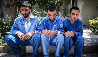 اعترافات به قتل امیر اسدی