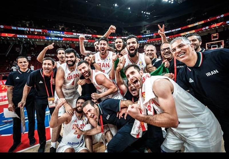 سلام توکیو؛تیم ملی بسکتبال ایران از چین بلیط ژاپن را گرفت