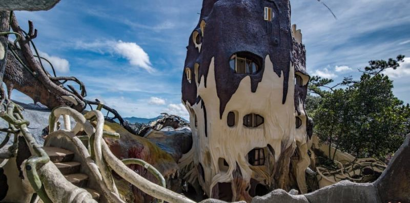 «خانه دیوانه» نهایت توصیف از تخیل