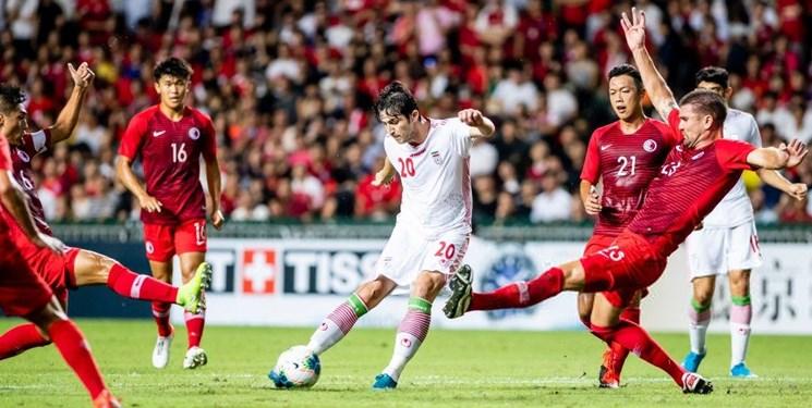 قدم محکم ایران در اولین گام رقابتهای انتخابی جام جهانی 2022