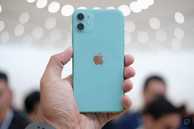 """جدیدترین مدل گوشی اپل به نام """"آیفون 11""""+ مشخصات فنی"""