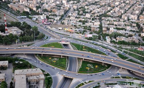 مقصد گردشگری غرب استان تهران