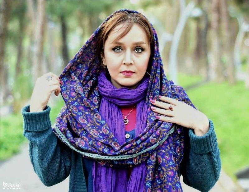 صفحه اینستاگرام خواننده زن ربنا مسدود شد