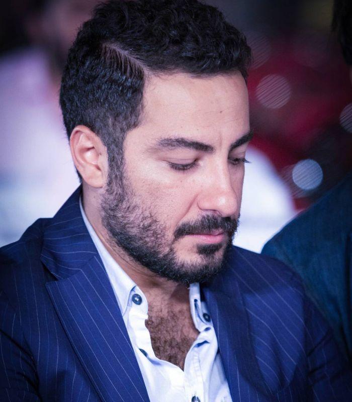 بیوگرافی نوید محمدزاده بازیگر جوان و پرحاشیه