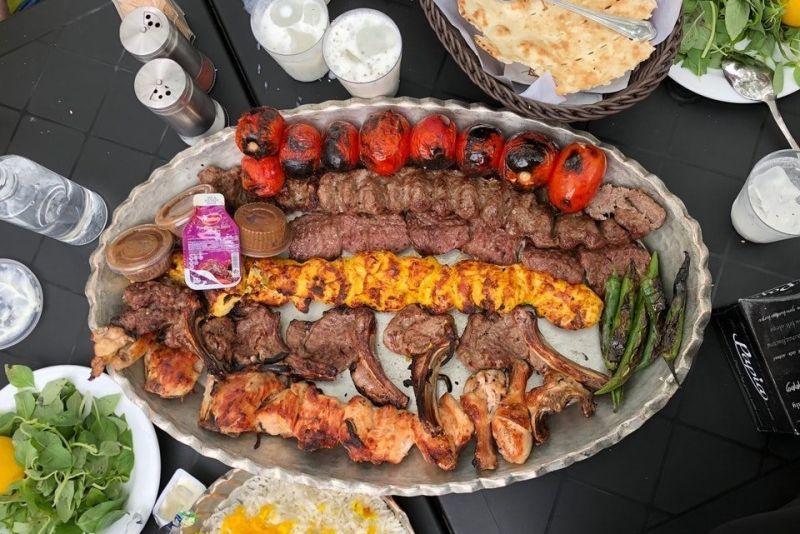 معرفی رستوران های خوب در تهران
