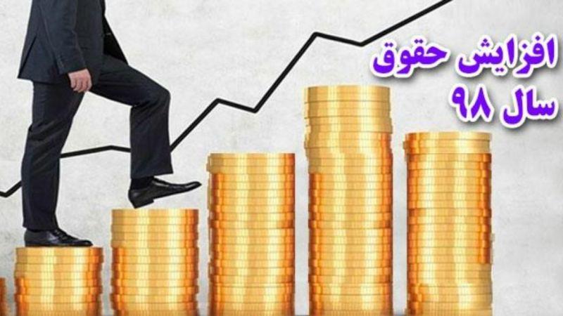 ضرورت افزایش حقوق متناسب با نرخ تورم