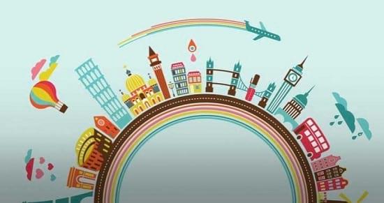 مقایسه پیشرفت صنعت توریسم در ایران و مالزی