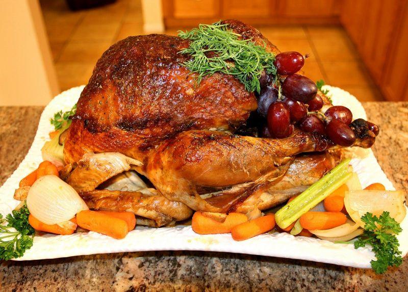 گوشت بوقلمون بخورید تا لاغر شوید!