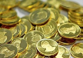 قیمت سکه تمام دوباره کاهش یافت