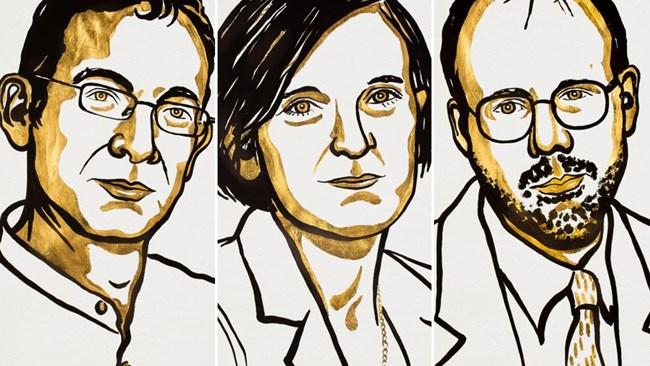درباره اقتصاددانی که برای فقرزدایی جایزه نوبل گرفتند