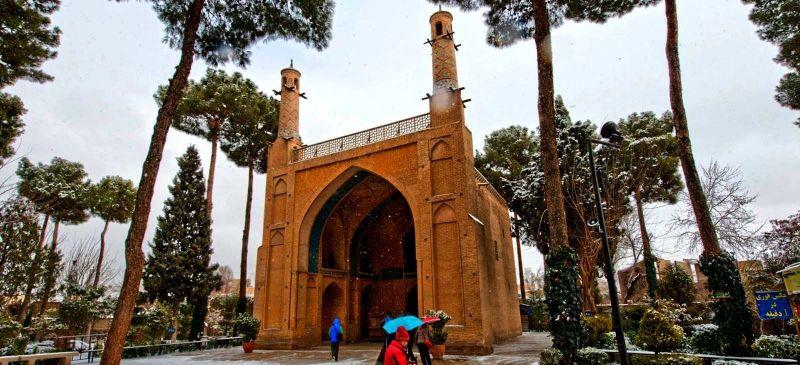 ایران با بناهایی تاریخی و مثال زدنی