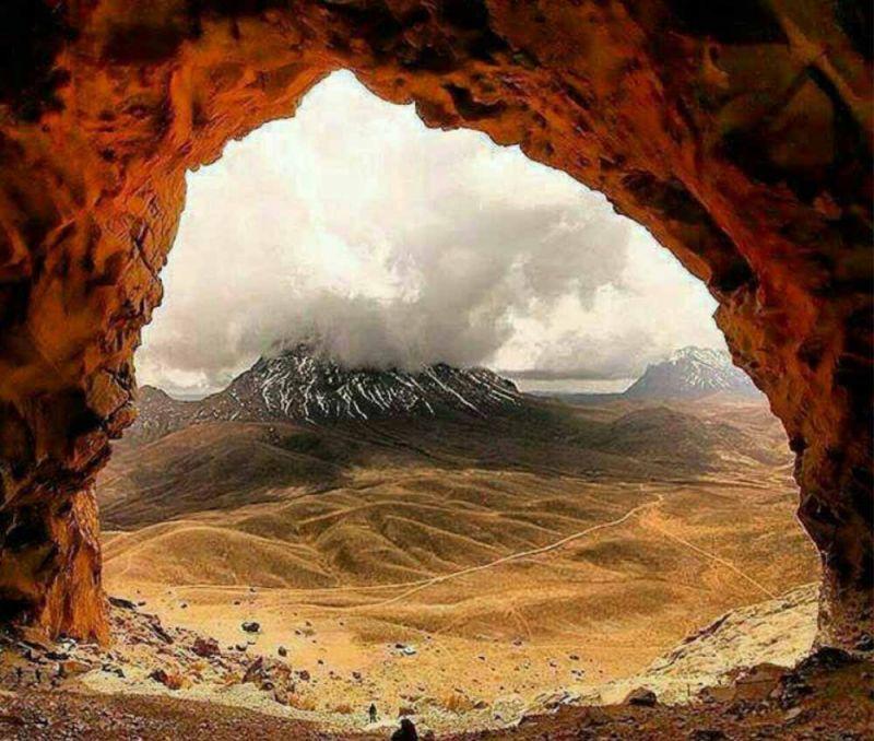 غارهای بینظیر و اسرارآمیز ایران