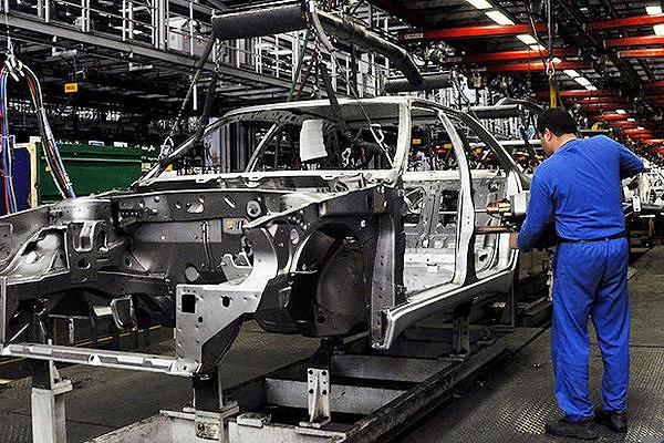 لوازم یدکی خودرو در راه تولید انبوه
