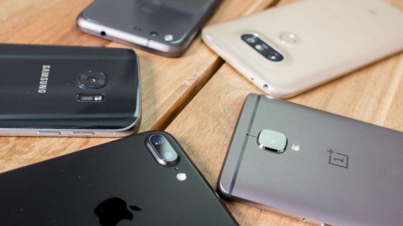جایگاه کمپانی های گوشی در بازار رقابت
