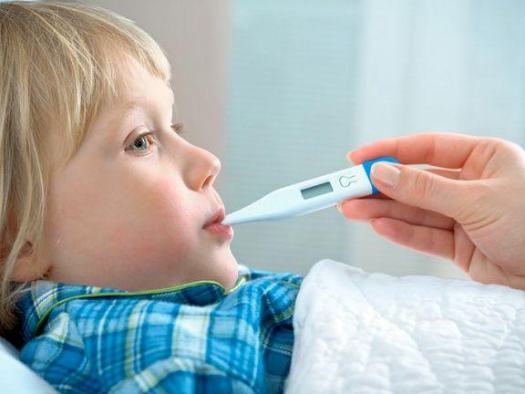 تب کودکم را چگونه درمان کنم