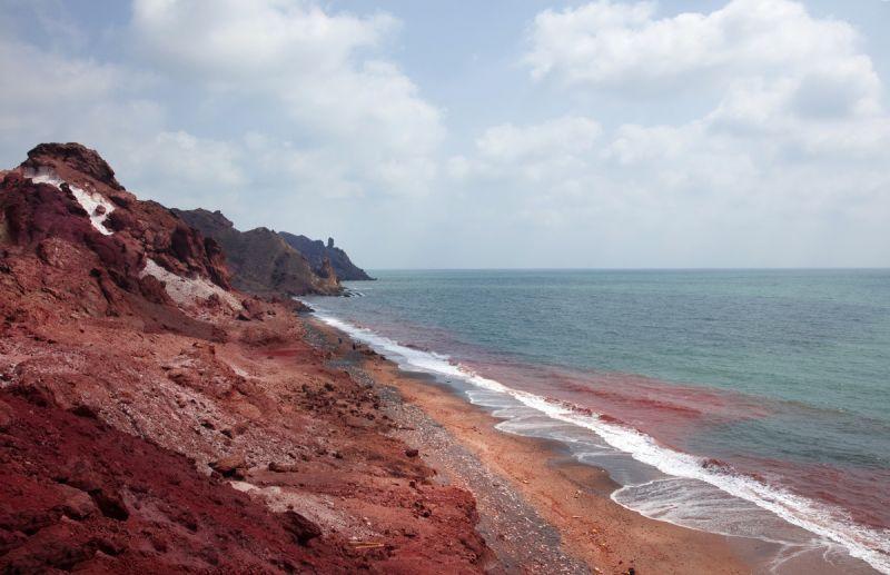 جزیره ای شگفت انگیز به نام هرمز