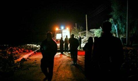 زلزله نیمه شب گذشته در آذربایجان