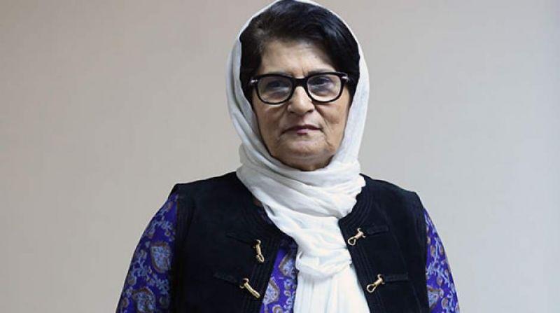 مهوش شیخالاسلامی مستندساز حرفه ای