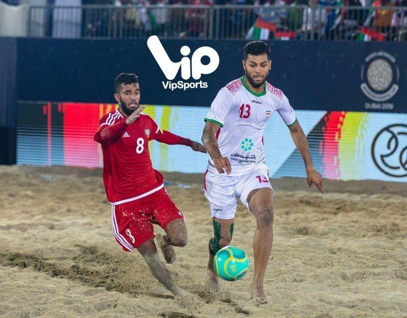 تیم ملی فوتبال ساحلی ایران فینالیست شدند