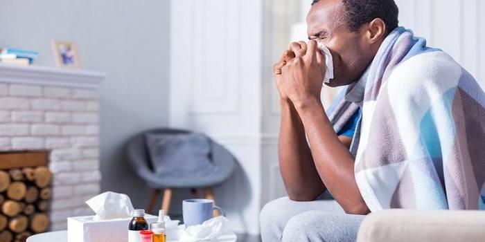 چگونه از سرماخوردگی دور شویم