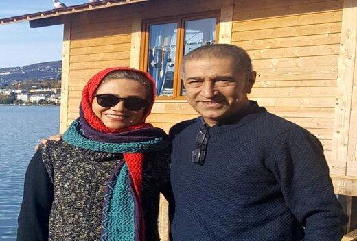 همسر فلورا سام درگذشت+جزییات