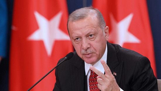 اردوغان: فکر میکنیم اعتراضات عراق به ایران کشاندهشود