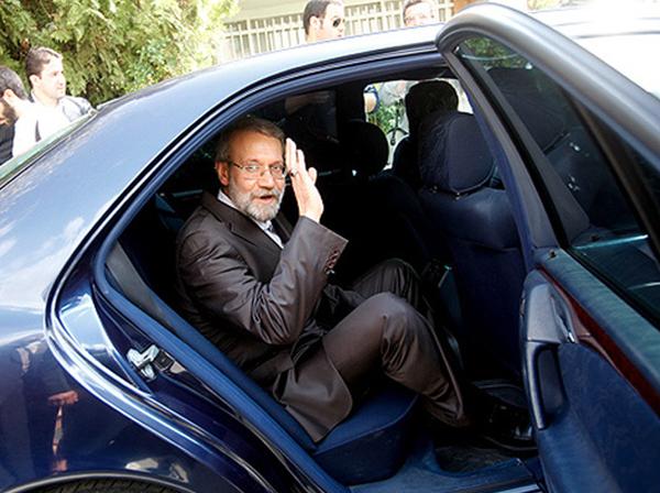 خداحافظی علی لاریجانی از رقابت انتخاباتی مجلس
