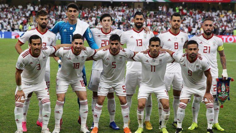 فهرست جدید تیم ملی فوتبال ایران اعلام شد