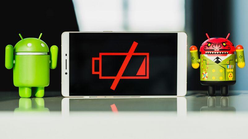 افت شارژ باطری گوشی های اندروید